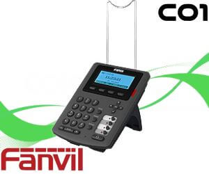 Fanvil-Call-Center-Phone-C01-abudhabi-uae