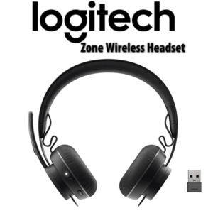 Logitech Zone Wireless Headset Abudhabi
